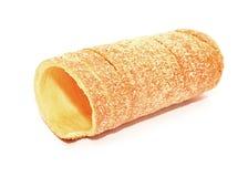 Słodka chlebowa rolka Zdjęcia Stock