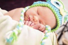 Słodka dziecko twarz Fotografia Royalty Free
