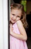 Słodka dziewczyna Zdjęcia Royalty Free
