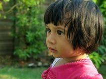 słodka dziewczynka kochanie zdjęcia stock