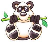 s?odka panda obrazy royalty free