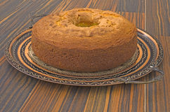 Słodki ciasto Obraz Stock