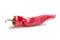 Słodki Czerwony pieprz Zdjęcia Stock