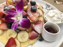 Słodki jedzenie Zdjęcie Royalty Free