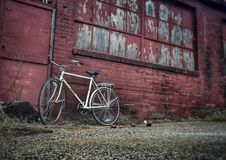Słodki rower obrazy stock