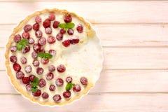 Słodki tarta tort Fotografia Royalty Free
