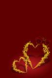 słodki walentynki Obrazy Royalty Free