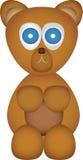 słodkie bear Fotografia Royalty Free