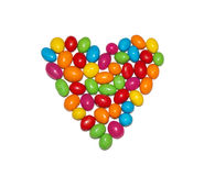 słodkie serce Fotografia Royalty Free