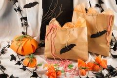 Słodkie torby Zdjęcia Royalty Free