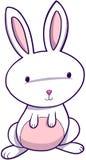 słodkie Wielkanoc królik. Zdjęcia Royalty Free