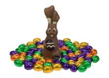 słodkie Wielkanoc królik. Obraz Stock