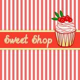 słodkie zakupy Zdjęcie Stock