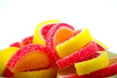 słodycze, owoce Obraz Stock