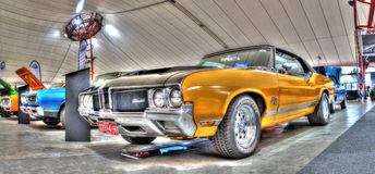 1970s Oldsmobile Cutlass Royalty Free Stock Images