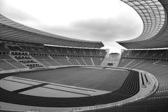` S Olympia Stadium de Berlín Imagen de archivo libre de regalías