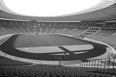 ` S Olympia Stadium de Berlim Imagem de Stock Royalty Free