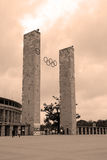 ` S Olympia Stadium de Berlin Photographie stock libre de droits