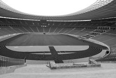 ` S Olympia Stadium de Berlin Photos libres de droits