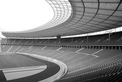 ` S Olympia Stadium di Berlino Fotografie Stock Libere da Diritti