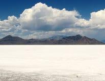 Słone jezioro zdjęcia stock