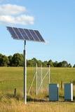 słoneczna moc Zdjęcia Stock