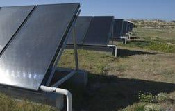 Słoneczna termiczna energia 2 Obraz Stock
