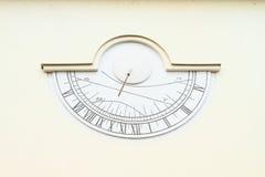Słoneczni zegary Fotografia Stock