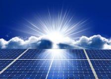 słoneczny Zdjęcia Stock