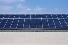słoneczny dach Obraz Stock