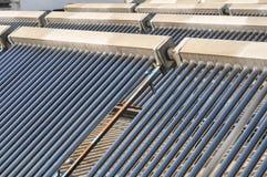 Słoneczny wodnego nagrzewacza system 3 Obraz Stock