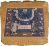Słoneczny zegar Zdjęcia Royalty Free