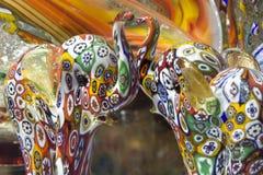 słonie Wenecji Fotografia Stock