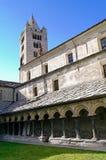 S. Orso - Aosta - Italia Foto de archivo libre de regalías