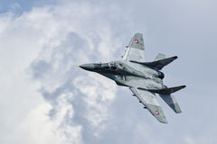 Słowak MiG-29 Obrazy Stock