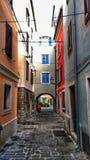 Słowenia piran zdjęcia royalty free