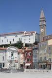 Słowenia piran Zdjęcie Royalty Free