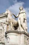 S P Q Pollux Rzym Obraz Royalty Free