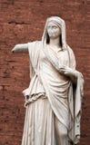 S P Q R-forum romanum-I-Rome Royalty-vrije Stock Fotografie