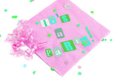 It's a Party! Royalty Free Stock Images