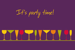 It's party time Royalty Free Stock Image