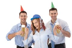 It's party time Royalty Free Stock Photo