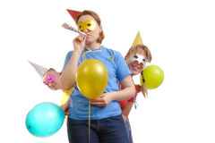 It's party time Royalty Free Stock Photography