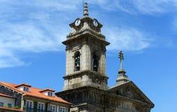 S. Pedro Church, Guimarães, Portugal royalty free stock photo