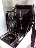 1930s photo camera from Germany royalty free stock image