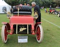 1900s pioneering предыдущий американский автомобиль Стоковая Фотография