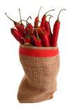 S/poivron rouges. Images stock