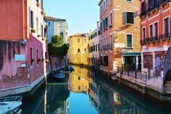 S Polo otoczenia, Wenecja, Włochy obrazy stock