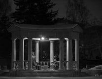 A.S. Pushkin Arkivbild