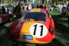 1950s race prepped ferrari Stock Photography